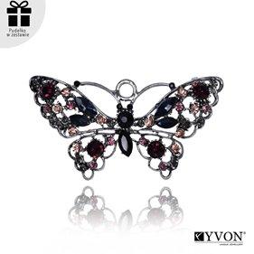 Obrazek Broszka motyl BR03610