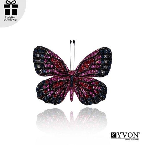 Obrazek Broszka motyl BR03623