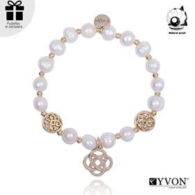 Obrazek Bransoletka z perły naturalnej B01920