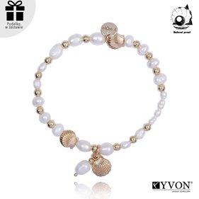 Obrazek Bransoletka z perły naturalnej B01922