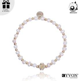 Obrazek Bransoletka z perły naturalnej B01923