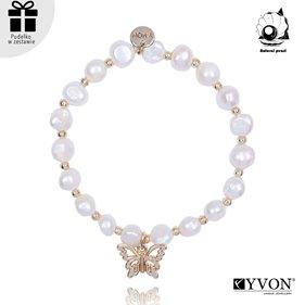 Obrazek Bransoletka z perły naturalnej B01925