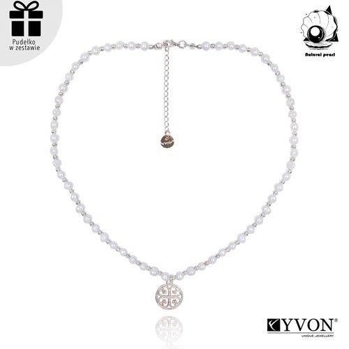 Obrazek Naszyjnik z perły naturalnej N01936
