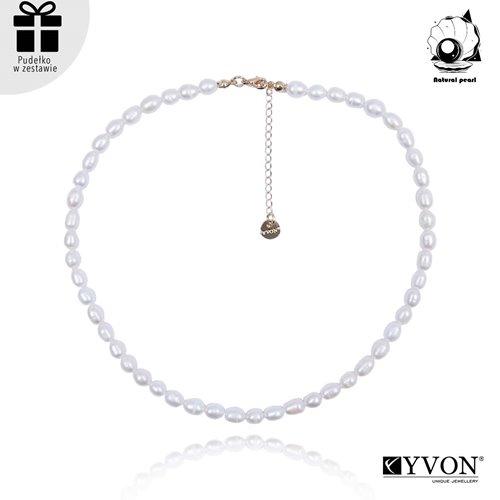Obrazek Naszyjnik z perły naturalnej N01938