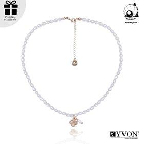 Obrazek Naszyjnik z perły naturalnej N01939