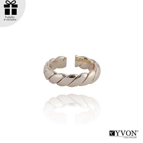 Obrazek Pozłacany pierścionek R01860