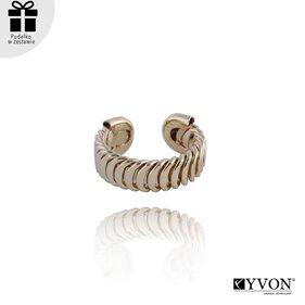 Obrazek Pozłacany pierścionek R01859